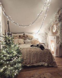 Bohemian Style Beautiful Bedroom Design (38)