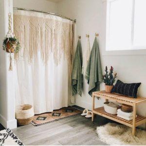 Creative Bohemian Home Decor Design (10)