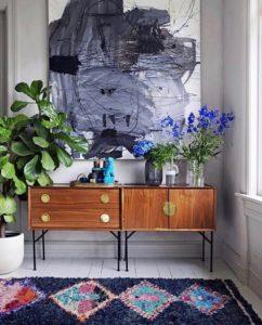 Creative Bohemian Home Decor Design (17)