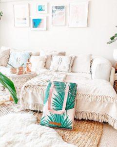 Creative Bohemian Home Decor Design (25)