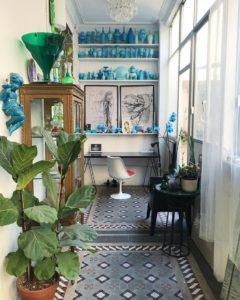 Creative Bohemian Home Decor Design (30)