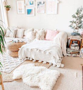 Creative Bohemian Home Decor Design (37)