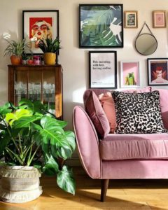 Creative Bohemian Home Decor Design (4)