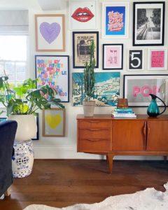 Creative Bohemian Home Decor Design (8)