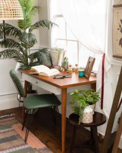 Elegant Bohemian Home Interior Decor Design (12)