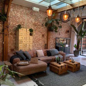 Elegant Bohemian Home Interior Decor Design (24)