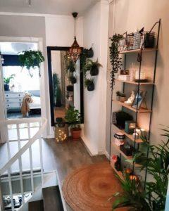 Elegant Bohemian Home Interior Decor Design (46)