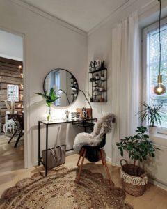 Elegant Bohemian Home Interior Decor Design (50)