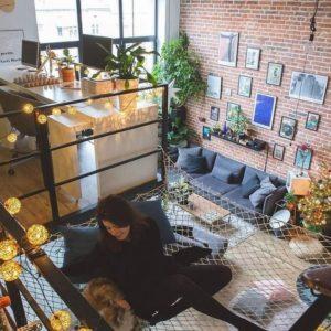 Elegant Bohemian Home Interior Decor Design (8)