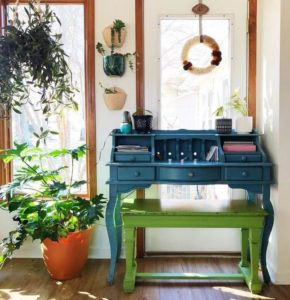 Fantastic Bohemian Interior Decor Design (10)