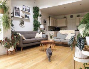 Fantastic Bohemian Interior Decor Design (27)