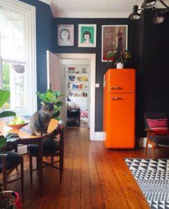Fantastic Bohemian Interior Decor Design (43)