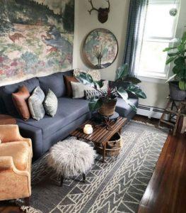 Attractive Bohemian Home Interior Design (10)