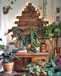 Attractive Bohemian Home Interior Design (23)