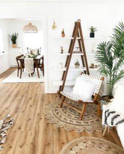 Attractive Bohemian Home Interior Design (26)