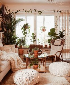 Attractive Bohemian Home Interior Design (27)