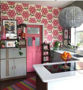 Attractive Bohemian Home Interior Design (33)