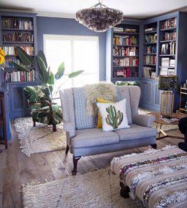 Attractive Bohemian Home Interior Design (34)