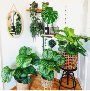 Attractive Bohemian Home Interior Design (8)
