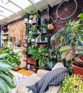 Attractive Bohemian Home Interior Design (9)