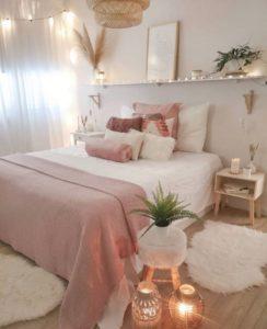 Enchanting Bohemian Bedroom Decor (11)