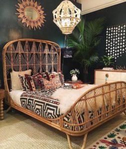 Enchanting Bohemian Bedroom Decor (19)