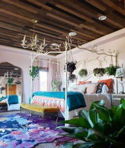 Enchanting Bohemian Bedroom Decor (23)
