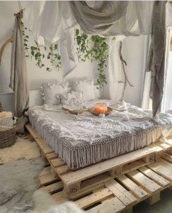 Enchanting Bohemian Bedroom Decor (29)