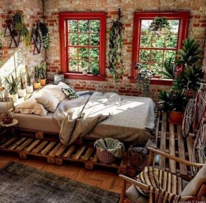 Enchanting Bohemian Bedroom Decor (32)