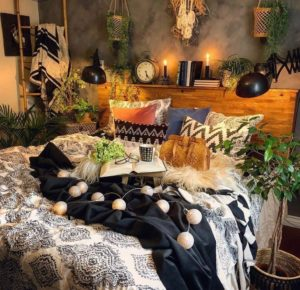 Enchanting Bohemian Bedroom Decor (7)