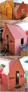 DIY-Pallet-House