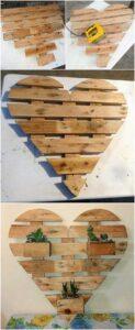 Heart-Shape-Pallet-Planter