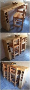 Pallet-Desk-Table-and-Chairs